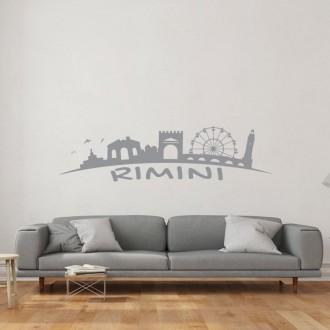Skyline di Rimini