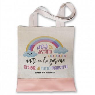 shopper regalo maestra