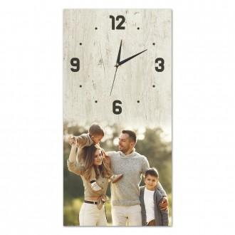 orologio parete personalizzato foto