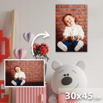 Quadro personalizzato con foto