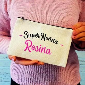 pochette per la nonna personalizzata con nome