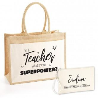 borsa maestra d'inglese
